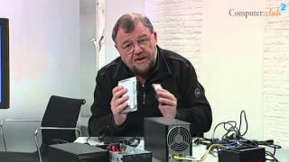 Backup und Datensicherung und RAID System Netgear ReadyNAS 102