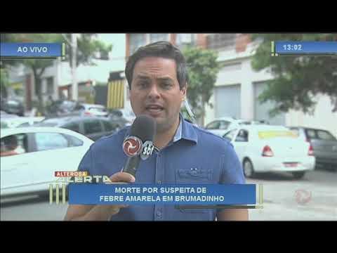 Homem morre por suspeita de febre amarela em Brumadinho