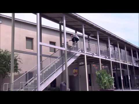 Aaron Jaws Homoki - True Blue Part