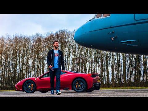 Ferrari FXX Versus Eagle!