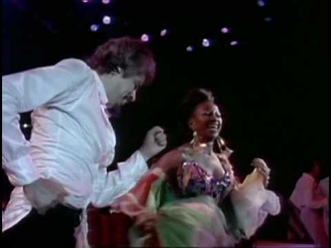 Celia Cruz & The Fania All Stars -- Quimbara  (Zaire, Africa 1974)