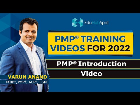 PMP 2021: New PMP EXAM Prep Format: Introduction to PMP (2021 ...