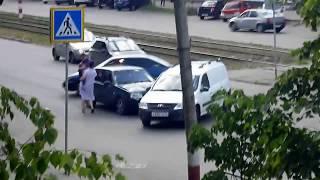 6.07.18 г дтп на Стасова г. ульяновск