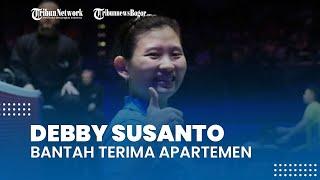 Pebulu Tangkis Debby Susanto Terseret dalam Kasus Edhy Prabowo, Bantah Disebut Disewakan Apartemen