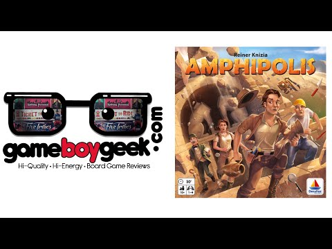 The Game Boy Geek Reviews Amphipolis