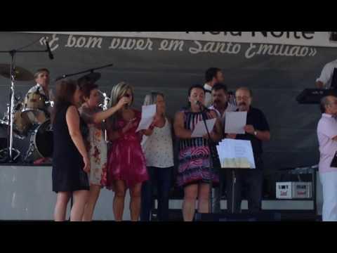 """Bodas de Ouro """"50 anos"""" GRUPO MUSICAL ESTRELAS MEIA NOITE"""