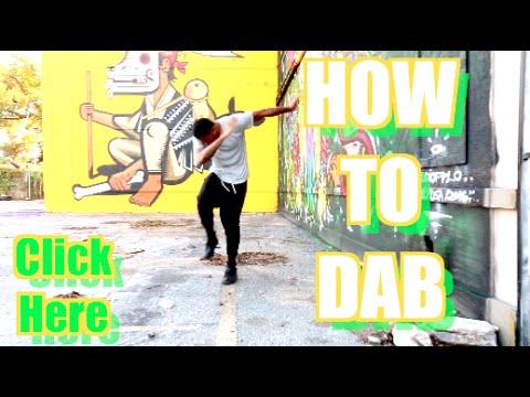 HOW TO DAB DANCE TUTORIAL | @6BillionPeople