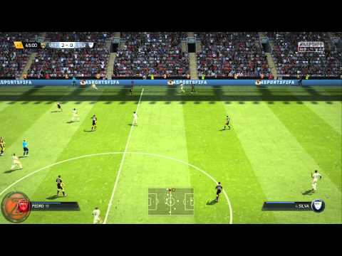 Gameplay de FIFA 15 Ultimate Team Edition