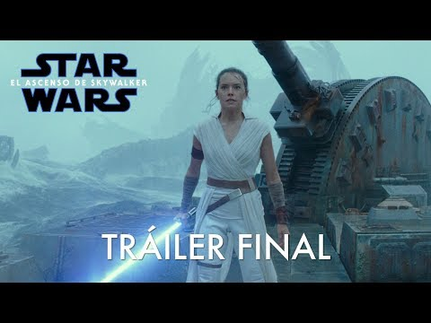 Star Wars: El ascenso de Skywalker trailer