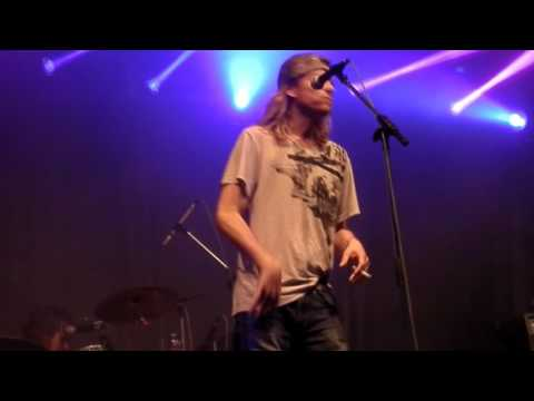 Puddle of mudd live in Lynchburg Virginia in 03/31/2018  She