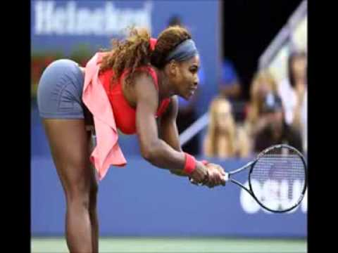 Serena Williams the most sexy poses   YouTube