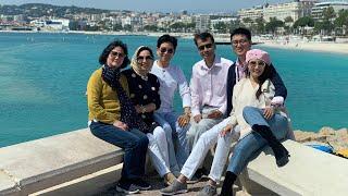 Family Vacation to the French Riviera | 全家法国蓝色海岸度假六人行