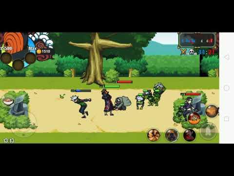 Chơi game ninja moba senki mod : tem địt đánh sác mặc tem mình