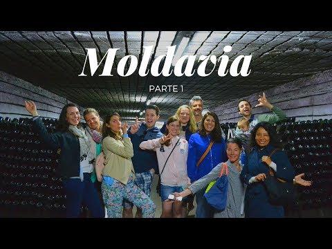 Tres Españoles por el Mundo en Moldavia (parte 1): Cricova y Old Orhei