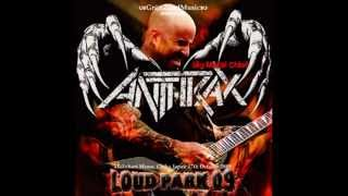 ANTHRAX - Catharsis - Loud Park Live 09'