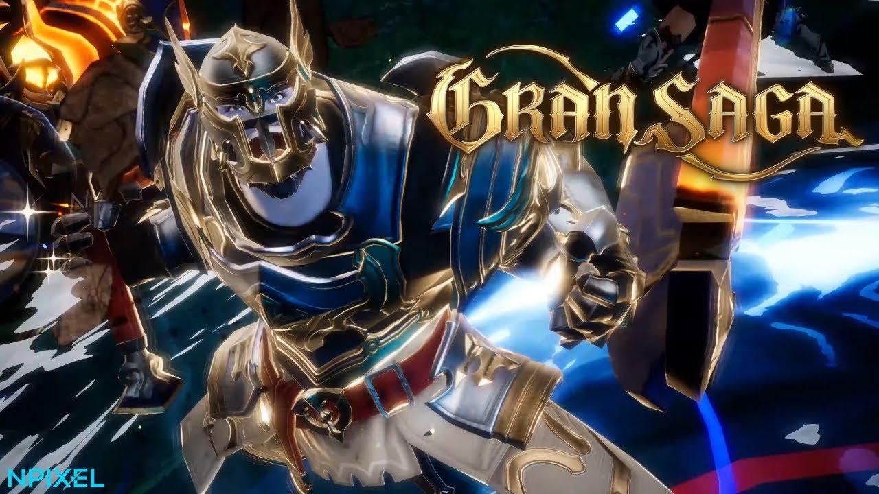 Gran Saga - Nuovo trailer che mostra il gameplay del gioco su Mobile
