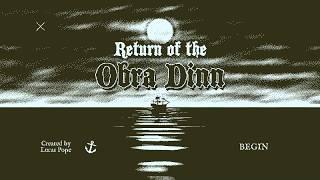 videó Return of the Obra Dinn
