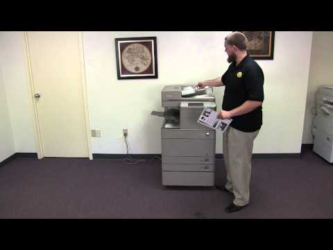 Canon IR Advance C5035 Copier