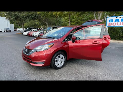 Certified Pre-Owned 2017 Nissan Versa Note S Plus CVT
