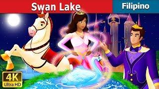 Swan Lake in Tagalog | Kwentong Pambata | Filipino Fairy Tales