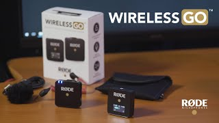 Wireless GO Features and Specifications