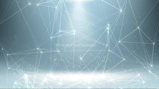 white technology network loop - background video   Abstract White Background HD   white backgrounds