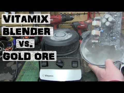 BOLTR: Vitamix Blender | Test and Teardown review