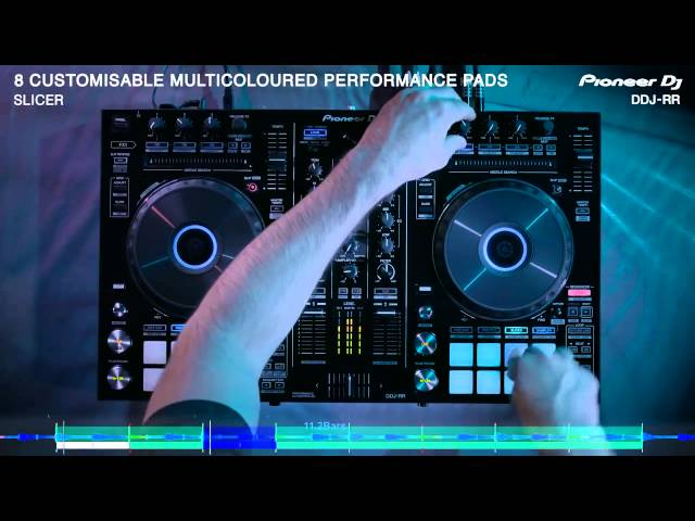Introducción Oficial. Pioneer DJ DDJ RR