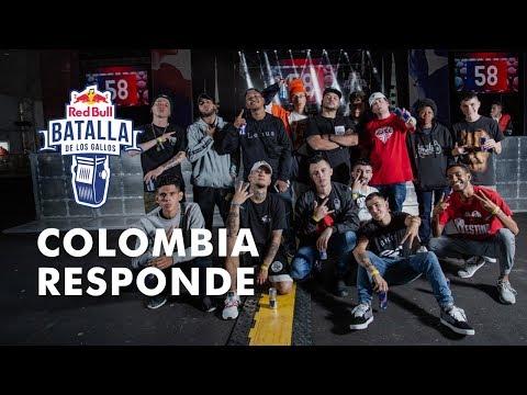 Mejores respuestas (al hate) | Final Nacional Colombia 2019