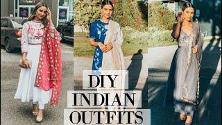 DIY INDIAN OUTFITS FROM ASOS/ZARA  PART 2  Preet Aujla