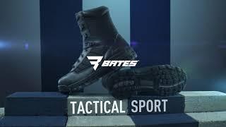 Bates Footwear...