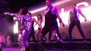 Mariah Spanic at Drag Nation: Drag Pop & Hip Hop