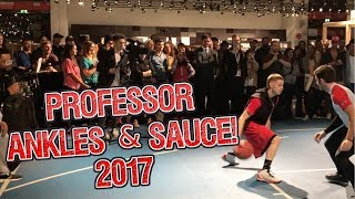 The Professor Insane 2018 Ankle Mix! - Video Youtube