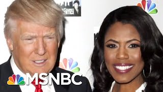 Omarosa: The WH Communications Staff Would Prep The President Trump To Lie | Velshi & Ruhle | MSNBC