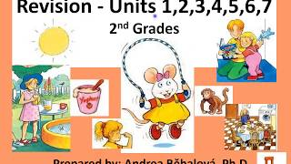 2ABCD  -Video Lesson 5 –Revision Lesson – 2nd Grades