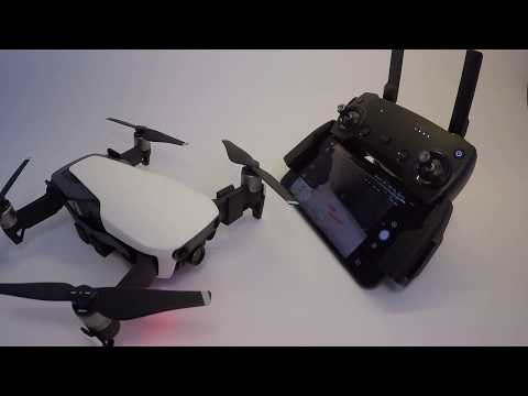 drone-sky-hook--operating-the-release-and-drop-device-for-dji-mavic-air