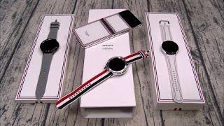 Samsung Galaxy Watch4 Classic - Thom Browne Special Edition