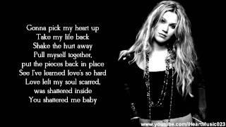 Bruised But Not Broken (w Lyrics)   Joss Stone