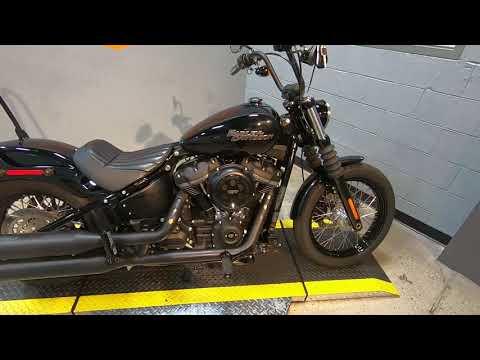 2018 Harley-Davidson Softail Street Bob FXBB