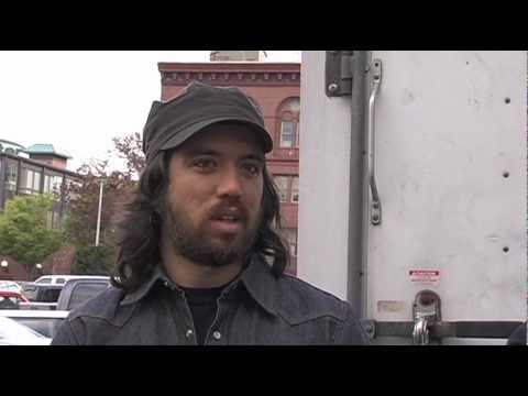 DOOMRIDERS Exclusive Interview with Nate Newton at NEMHF 2010 on Metal Injection