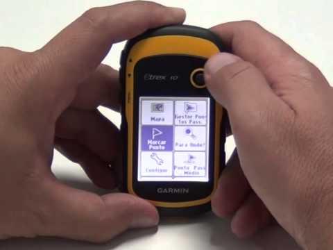 Curso Online Garmin GPS eTrex 10 | GEOeduc