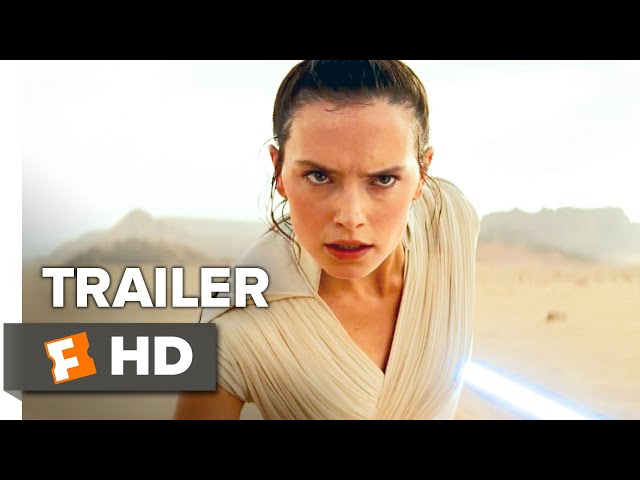 STAR WARS : THE RISE OF SKYWALKER (TICKETS ON SALE NOW!) Trailer