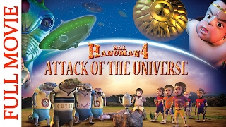 Bal Hanuman 4 : Attack Of The Universe (Hindi) - Kids Animated Movies - HD