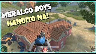 DUO SQUAD: MERALCO BOY SA BLUE HOUSE!(ROS GAMEPLAY)