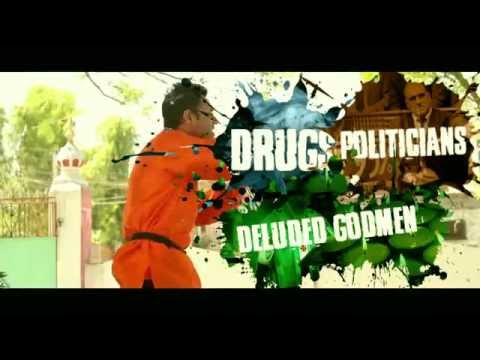 Drugs Politicians And Deluded Godmen  G Sonu