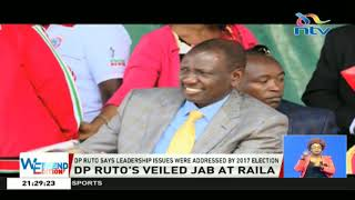 Deputy President, William Ruto, says the government should focus on