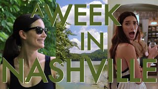 Spend The Week With Me! | Nashville With Lily Aldridge