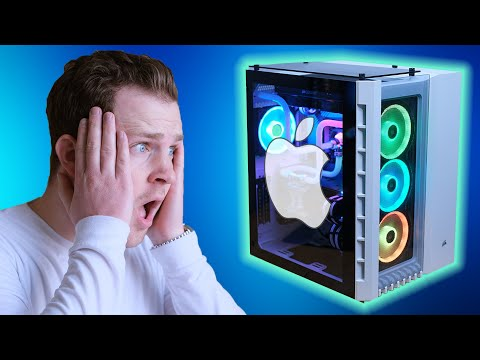 This AMD Hackintosh KILLS the New Mac Pro
