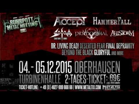 Ruhrpott Metal Meeting video