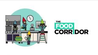 Vidéo de The Food Corridor